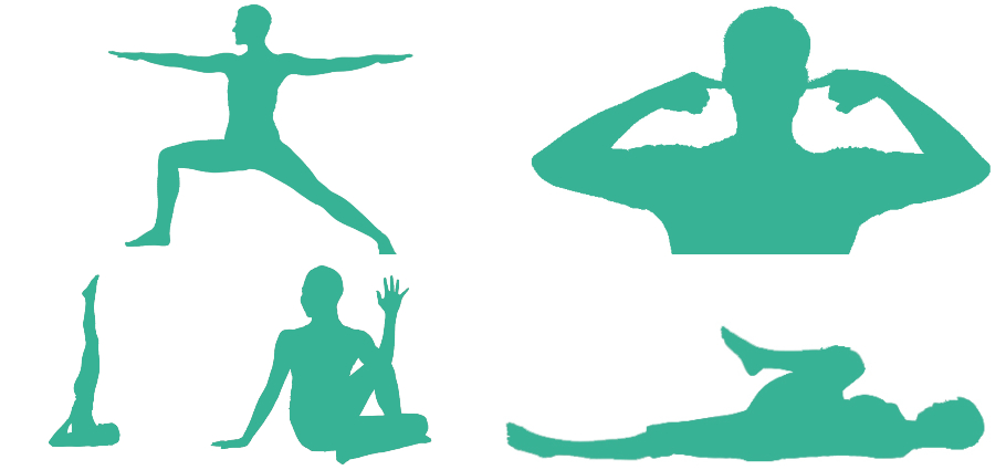 Yoga Poses by Type